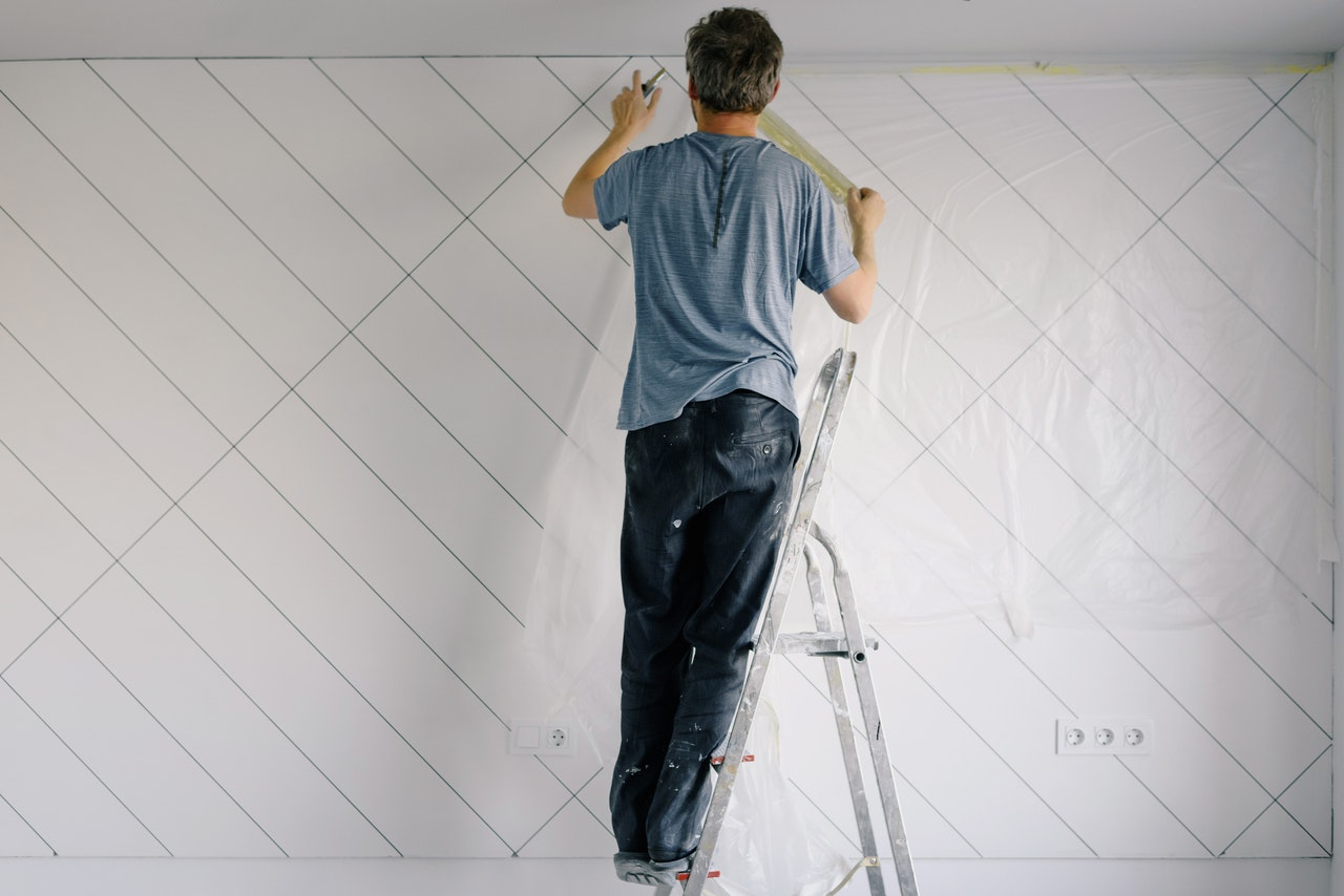 How to remove wallpaper and how to paint after that