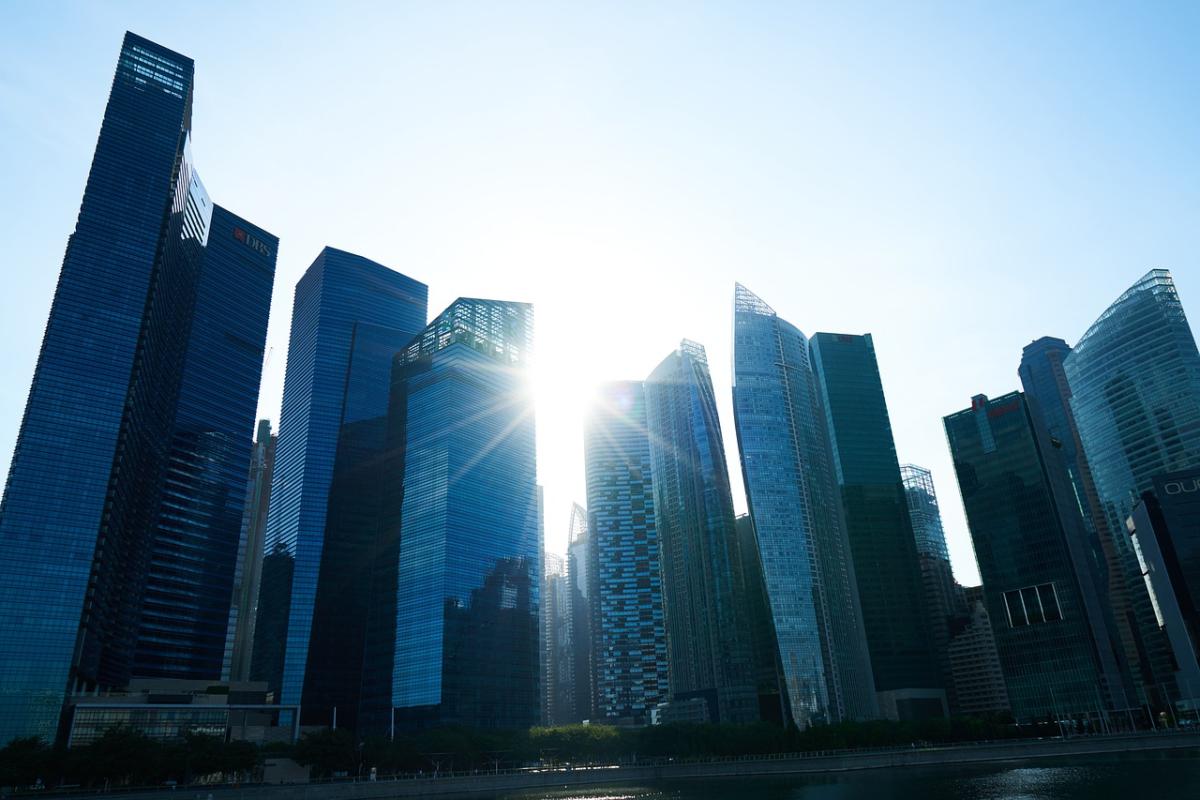 Luxury Condominium along Singapore East Coast