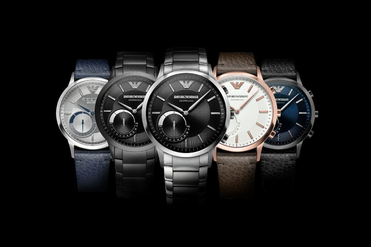 Watches from Emporio Armani