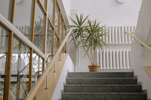 Wrought Staircase