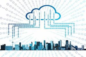 Database cloud storage